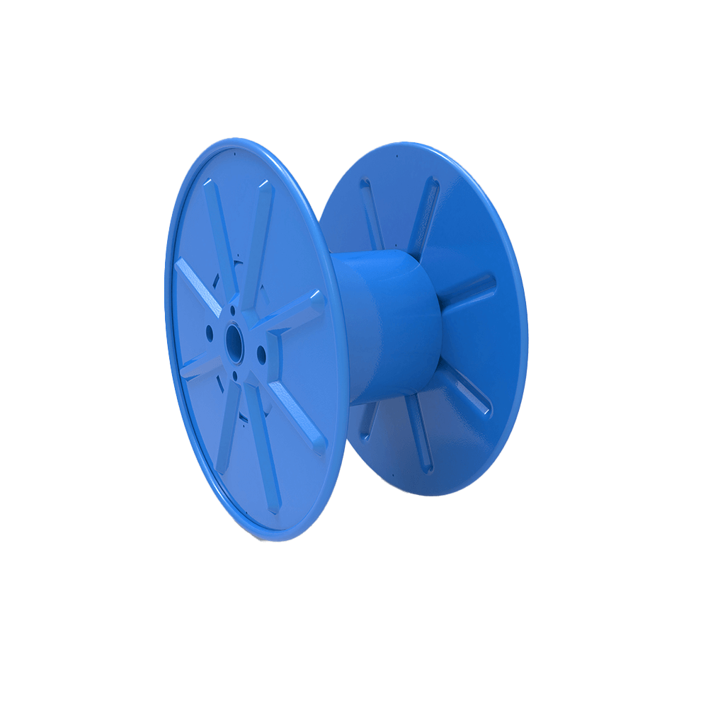 steel reels, lifter and tilters